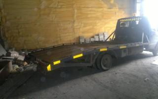 Эвакуатор в городе Бийск Автовоз 22 24 ч. — цена от 800 руб