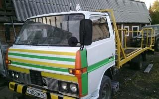 Эвакуатор в городе Юрга Дмитрий 24 ч. — цена от 800 руб