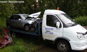 Эвакуатор в городе Северск Иван 24 ч. — цена от 800 руб