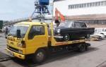 Эвакуатор в городе Владивосток АврораАвто 24 ч. — цена от 800 руб