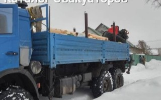 Эвакуатор в городе Лодейное Поле Николай 24 ч. — цена от 800 руб
