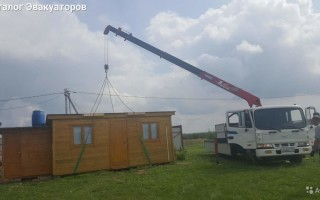 Эвакуатор в городе Жуковский Юрий 24 ч. — цена от 800 руб