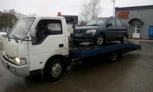 Эвакуатор в городе Тихвин Дмитрий 24 ч. — цена от 800 руб