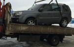 Эвакуатор в городе Сургут Авто-Воз 24 ч. — цена от 800 руб