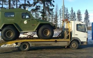 Эвакуатор в городе Луга Эвакуатор 24 ч. — цена от 800 руб