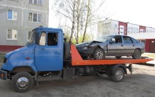 Эвакуатор в городе Смоленск Помощник 24 ч. — цена от 1000 руб