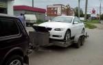 Эвакуатор в городе Тольятти Атлант 24 ч. — цена от 500 руб