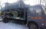 Эвакуатор в городе Хабаровск Бюро Услуг 24 ч. — цена от 800 руб