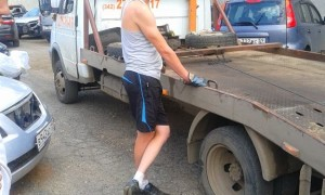 Эвакуатор в городе Пермь Игорь 24 ч. — цена от 800 руб