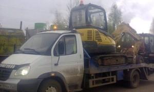 Эвакуатор в городе Коряжма Олег 24 ч. — цена от 800 руб