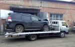 Эвакуатор в городе Улан-Удэ АвтоБан 24 ч. — цена от 800 руб