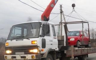 Эвакуатор в городе Первоуральск Андрей 24 ч. — цена от 800 руб