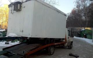 Эвакуатор в городе Ногинск Роман 24 ч. — цена от 800 руб
