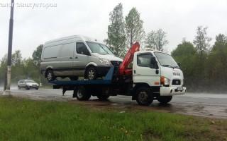 Эвакуатор в городе Санкт-Петербург Алексей 24 ч. — цена от 1000 руб