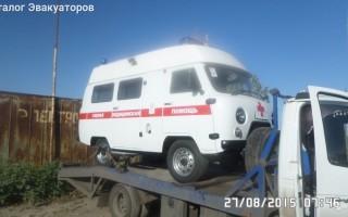 Эвакуатор в городе Ульяновск Денис 24 ч. — цена от 800 руб