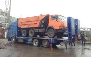 Эвакуатор в городе Пенза Николай 24 ч. — цена от 2500 руб