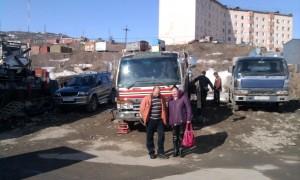 Эвакуатор в городе Магадан Магадан-Груз 24 ч. — цена от 800 руб
