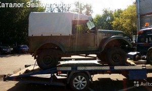 Эвакуатор в городе Луховицы Александр 24 ч. — цена от 800 руб