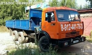 Эвакуатор в городе Воткинск Эвакуатор 24 ч. — цена от 800 руб
