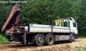 Эвакуатор в городе Приозерск Олег 24 ч. — цена от 800 руб