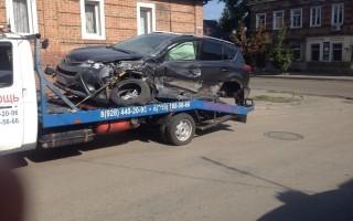 Эвакуатор в городе Тихорецк Максим 24 ч. — цена от 800 руб