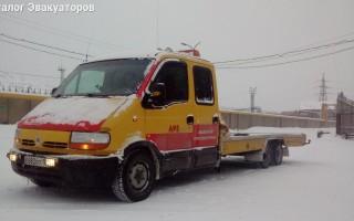 Эвакуатор в городе Новосибирск Андрей 24 ч. — цена от 800 руб