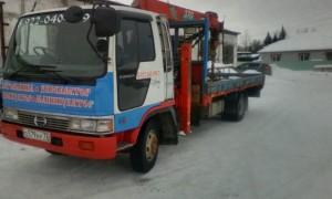 Эвакуатор в городе Заводоуковск Алексей 24 ч. — цена от 800 руб