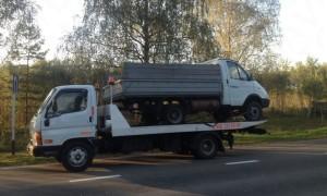 Эвакуатор в городе Унеча Сергей 24 ч. — цена от 800 руб