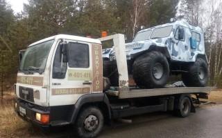 Эвакуатор в городе Калуга Калужская служба эвакуации 24/7 ч. — цена от 800 руб