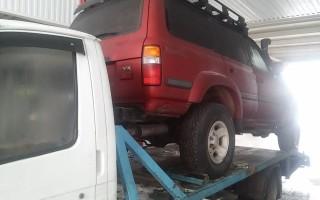 Эвакуатор в городе Новокузнецк Ааа Автоцентр 24 ч. — цена от 800 руб