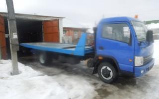 Эвакуатор в городе Муром Сергей 24 ч. — цена от 800 руб