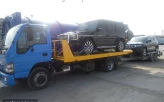 Эвакуатор в городе Нижневартовск Эвакуатор 24 ч. — цена от 800 руб