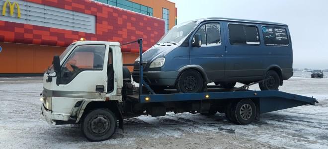 Эвакуатор в городе Северодвинск Клининговая Компания Север 24 ч. — цена от 800 руб