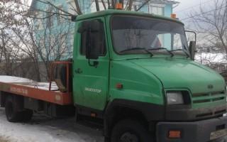 Эвакуатор в городе Калязин Автотехпомощь 24 ч. — цена от 800 руб