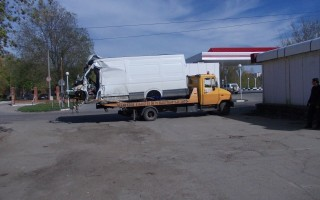 Эвакуатор в городе Тольятти Автоград Сервис 24 ч. — цена от 500 руб