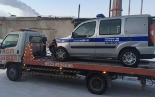 Эвакуатор в городе Новый Уренгой Макс 24 ч. — цена от 1000 руб