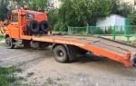 Эвакуатор в городе Тюмень Автоэвакуатор 24 24 ч. — цена от 500 руб