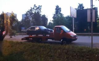 Эвакуатор в городе Зеленоград Эвакуатор 24 часа ч. — цена от 800 руб