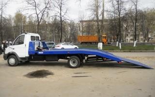 Эвакуатор в городе Сергиев Посад Эвакуатор 24 ч. — цена от 800 руб