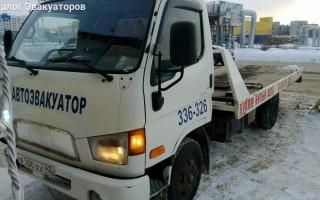 Эвакуатор в городе Кемерово Автоэвакуатор 24 ч. — цена от 800 руб