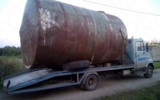 Эвакуатор в городе Великий Устюг Эвакуатор 24 ч. — цена от 800 руб