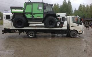 Эвакуатор в городе Сургут Эвакуатор 86 24 ч. — цена от 800 руб
