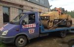 Эвакуатор в городе Петрозаводск Валерий 24 ч. — цена от 800 руб