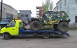 Эвакуатор в городе Севастополь Ас-92 24 ч. — цена от 800 руб