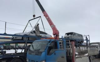 Эвакуатор в городе Новый Уренгой Эвоямал 89 24 ч. — цена от 1000 руб