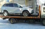 Эвакуатор в городе Хабаровск Автопомощь 27 24 ч. — цена от 800 руб