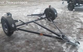 Эвакуатор в городе Клинцы Александр 24 ч. — цена от 800 руб