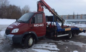 Эвакуатор в городе Архангельск ИП Тропин 24 ч. — цена от 800 руб