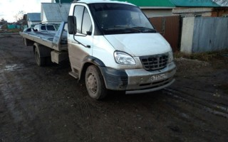 Эвакуатор в городе Туймазы Кармен 24 ч. — цена от 1000 руб