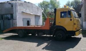 Эвакуатор в городе Бугуруслан Бато 24 ч. — цена от 800 руб